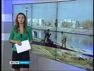 """По новой набережной в Солнечном иркутяне смогут гулять уже с 15 октября, """"Вести-Иркутск"""""""