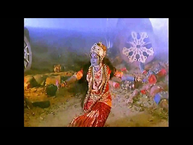 Kali Tandav Stuti namo devi ananta roopini