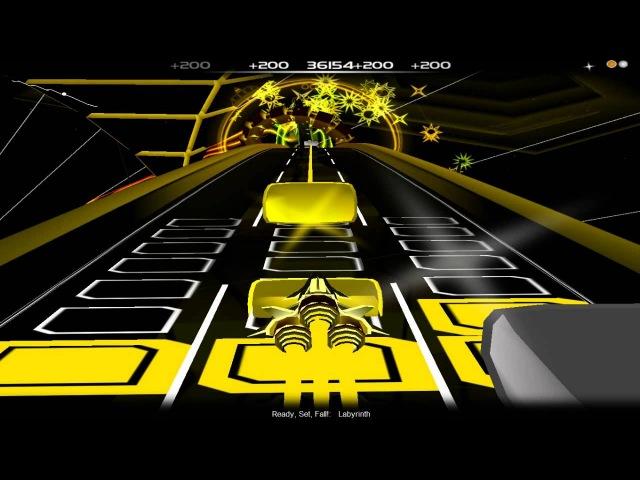 Audiosurf: Ready,Set,Fall! - Labirynth