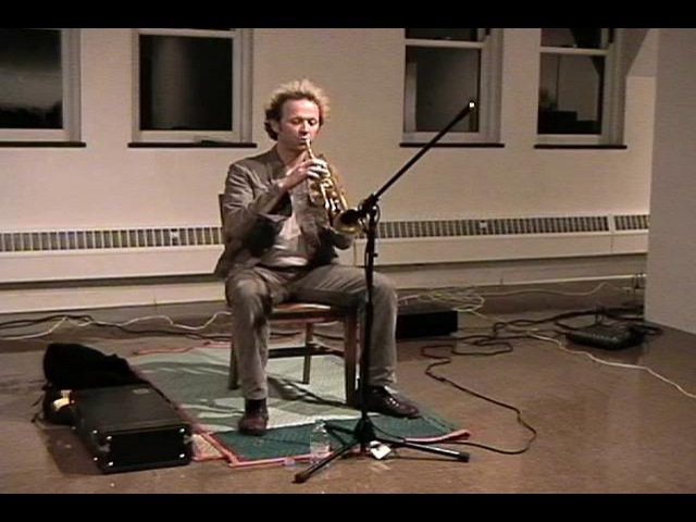 Franz Hautzinger Concert