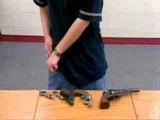 Оружие у школьника. Как и где можно носить