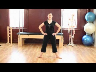 Upside-Down Pilates - Prenatal Pilates - Lesson 55 - Full 30 Minute Pilates Workout - HD