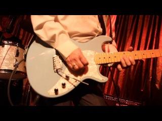Mick Harvey, Phill Calvert, Angela Howard & Ron Rude - Broken Hands (Rowland S Howard tribute) @ St Kilda Bowls (3rd Mar 2012)
