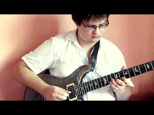 Anatoly Yartsev - Tangerine (J. Mercer) (Уроки игры на гитаре)