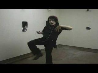 Gerard Way iPod Dance