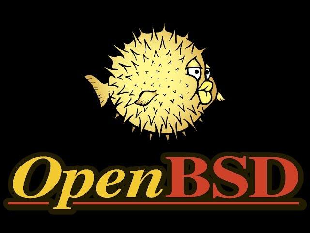 Выпуск 24 OpenBSD с desktop XFCE4 Подробная установка на I386