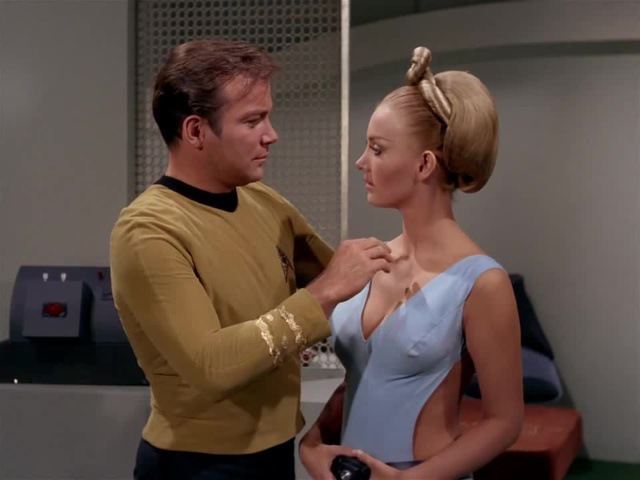 Hypnotized Kirk Style (Star Trek TOS, 1966-1969)