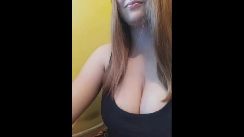 Девушка из видео чата 2018 год ✌👍
