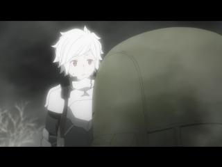 [16+] 9 серия | dungeon ni deai wo motomeru no wa machigatteiru darou ka | может, я встречу тебя в подземелье? |[jazzway anime]