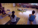 Uttana Padasana with Senior Iyengar Teacher Carrie Owerko