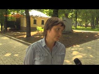 Киевлянка ошарашила ответом украинскую журналистку.