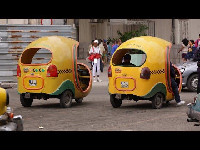 Латинская Америка Гавана Мир Наизнанку 9 серия 6 сезон