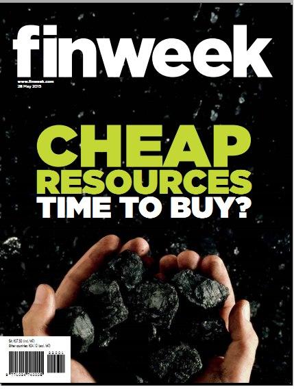 Finweek - May 28, 2015  ZA