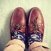 Американская обувь