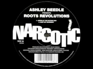 Ashley Beedle - Roots Revolutions - Jumpin At The Factory Bar