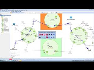 Интеллектуальная WAN каналов управления с Cisco ПФР