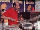 Jo Jones a magician on drums in Caravan