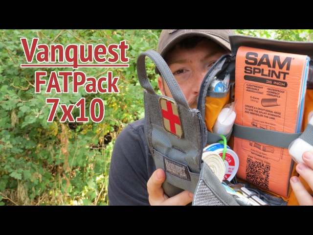 Vanquest FATpack 7x10: A Bigger First Aid Kit?