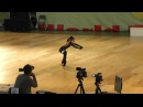 Фигурное катание на роликах Дети девочки соло финал
