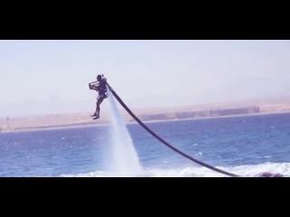 JetLev-Flyer Egypt at Shal Hasheesh, Red Sea