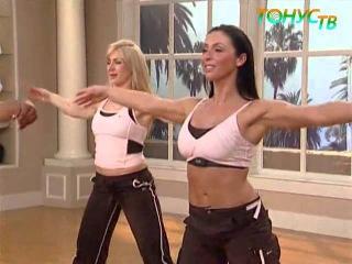 Танцевальная тренировка Боди балет Джанет Дженкинс, здоровье и жизнь человека Beautiful Life