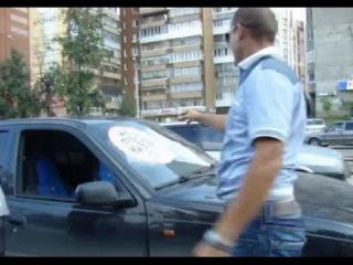 СтопХам Уфа 8 Упрямый таксист года