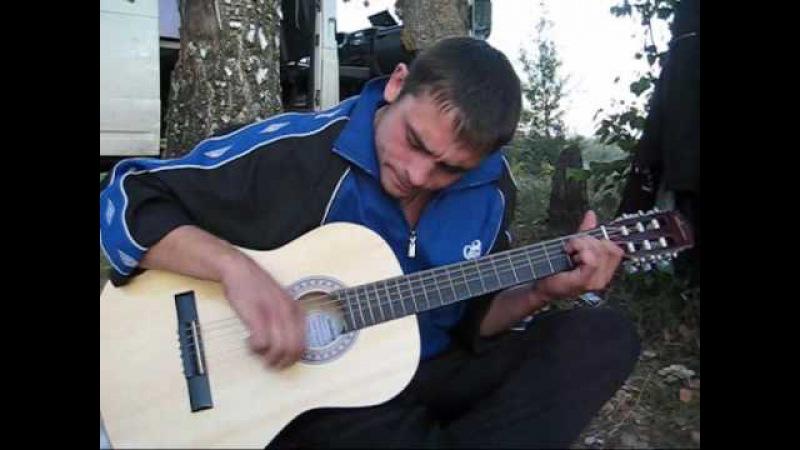Груз 200 на гитаре