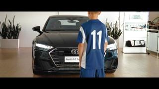 Новый Audi a7 - Мы знаем, чем удивить