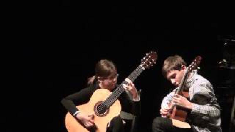 Enrique Granados Danza espanola orientale Anaïs y Elias D'Andrea