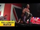 Shawn Michaels vs. Chris Jericho - Last Man Standing Match