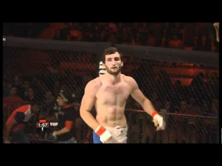 Top Fight: Battle Of The Gyms - Marat Magomedov VS Ayub Gimbatov