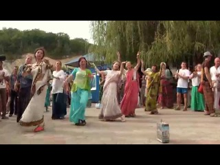 "00236  Киртан с ""Nama Amrita"" на фестивале ""Садху-Санга 2015"""