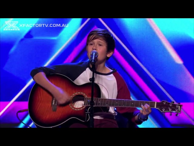 Jai Waetford Different Worlds Don't Let Me Go Auditions The X Factor Australia 2013