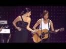 Gianna Nannini ft Laura Pausini Sei nell anima Live at San Siro Traducción en Español