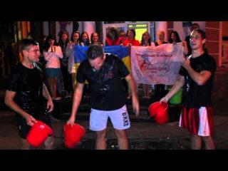 """Продолжение флешмоба Ice Bucket Challenge от Центра танца и фитнеса """"Виктория-Денс"""""""