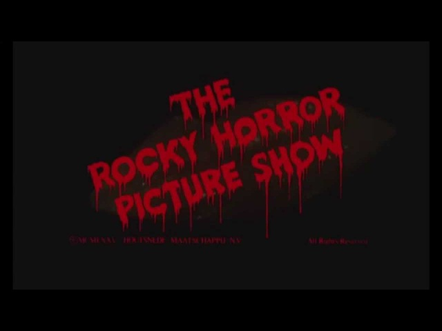 The Rocky Horror Picture Show Science Fiction Double Feature
