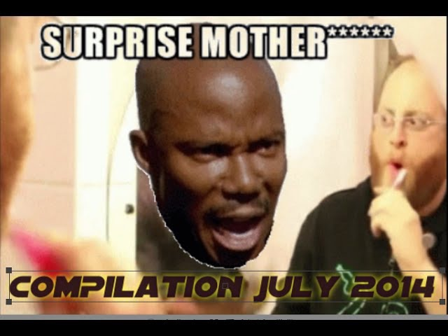 FUNNY GIF's With Sound Mashup Surprise muthaf**ka Compilation 47 JULY 2014 GWS4all