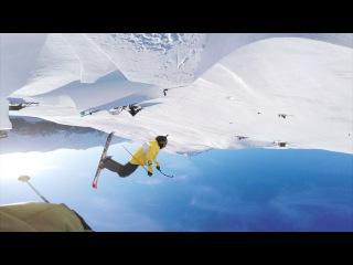 Dual Double Backflip GoPro Moment | Suzuki Nine Knights 2015