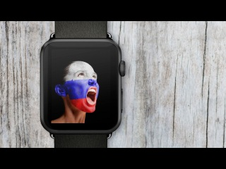 Apple Watch OS 1.0.1 - Русский язык!