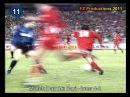 Italian Serie A Top Scorers 1995 1996 Igor Protti Bari 24 goals