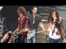 Aerosmith featuring Johnny Depp - Train Kept A Rolling - Comcast Center 7/16/14