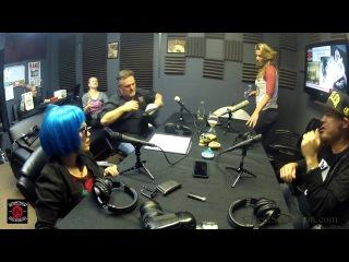 Reel Seduction Radio - Kayla Paige & Sam Rivers of Limp Bizkit - April 14, 2015