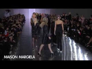 Maison Martin Margiela. Paris Fashion Week. Otoo/ Invierno 2015-2016