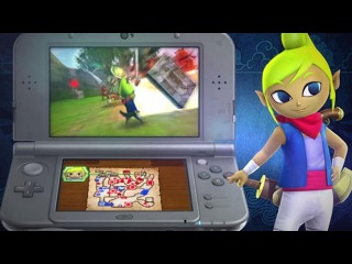 Hyrule Warriors: Legends - Wind Waker Campaign Gameplay