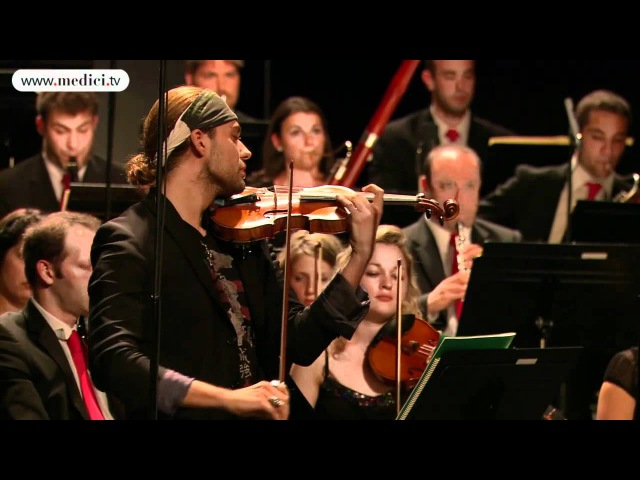 David Garrett, Gábor Takács-Nagy and the Verbier Festival Chamber Orchestra perform Beethoven