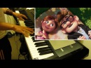 Carl and Ellie- Pixars Up Theme (Piano cover)