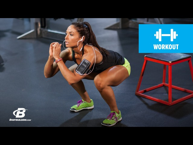 Perfect Legs with Plyos | Karina Baymiller