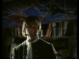 Ганнибал обучает и воспитывает будущих морских офицеров  Сказ про то, как царь Петр арапа женил (Мосфильм, 1976)