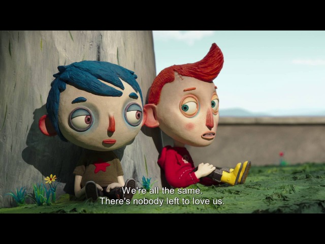 My Life as a Courgette Ma vie de Courgette 2016 Trailer English Subs