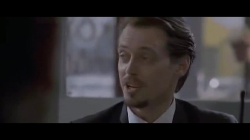 Отрывок из фильма Бешеные псы Мистер Розовый рассуждает о чаевых